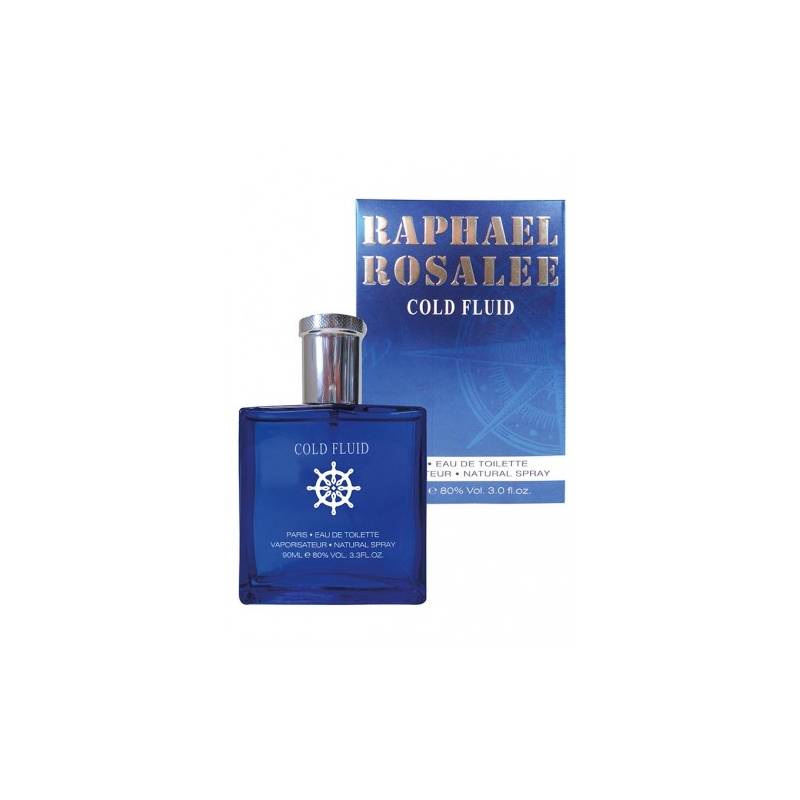 Raphael Rosalee Cold Fluid Eau de Toilette Homme 100 ml