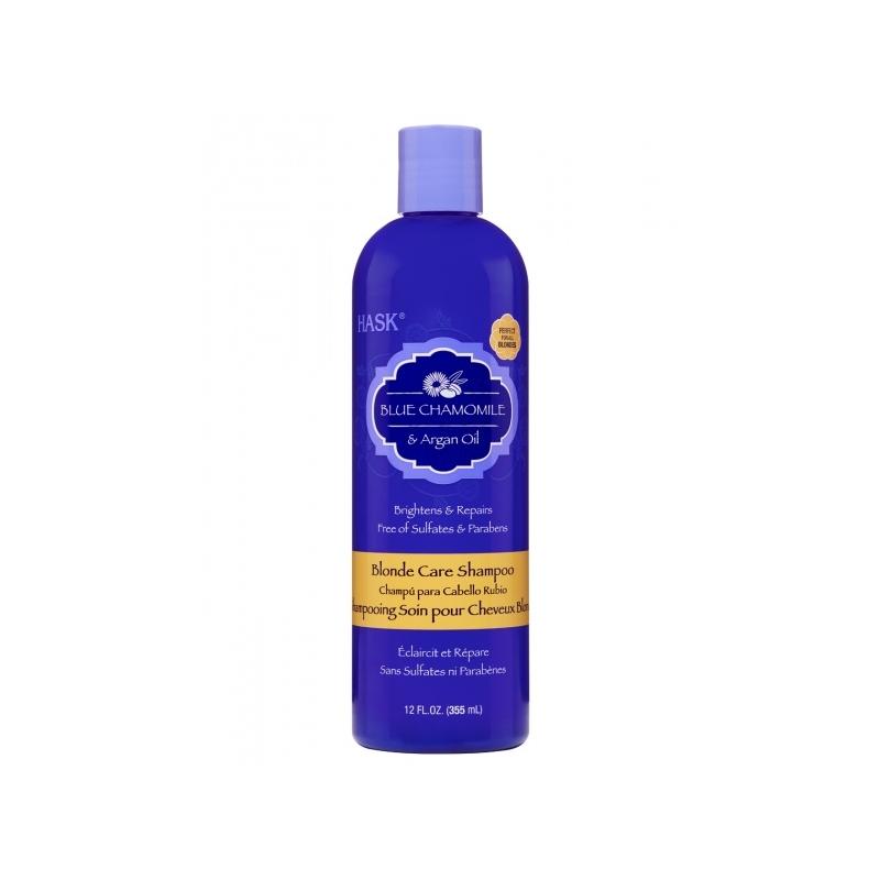 Hask kummeli šampoon blondidele juustele