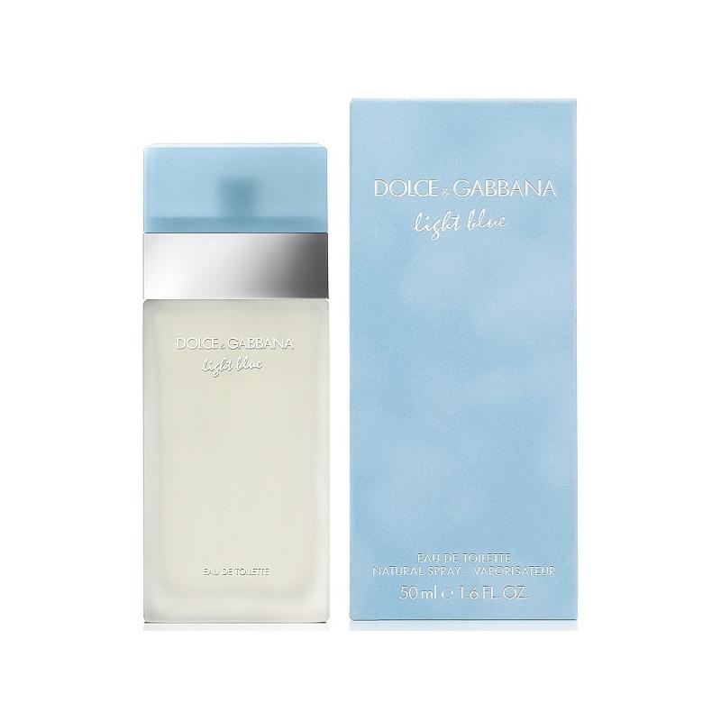 Dolce & Gabbana Light Blue Eau de Toilette 50 ml