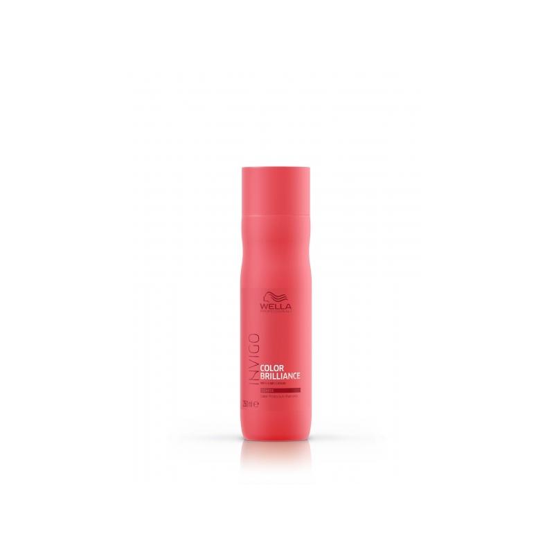 Wella Professionals Invigo Color Brilliance Protection Coarse värvi kaitsev šampoon