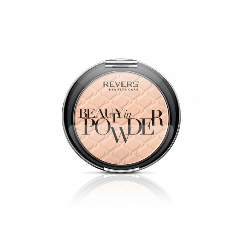Revers Beauty in Powder Glamour kompaktpuuder 06