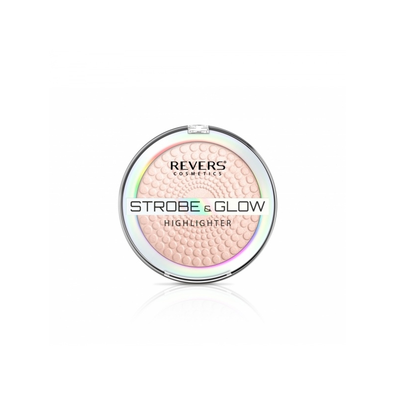 "Revers Strobe&Glow Highlighter särapuuder 4"" harmony"""