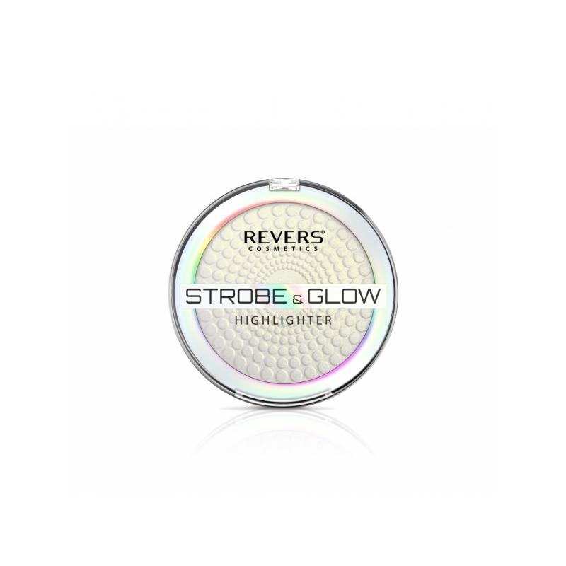 "Revers Strobe&Glow Highlighter särapuuder 2 ""eternal"""
