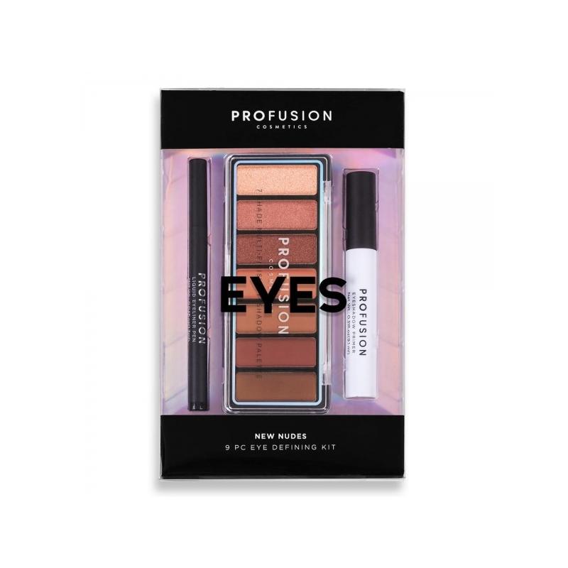 Profusion Eyes New Nudes lauvärvikomplekt 7250