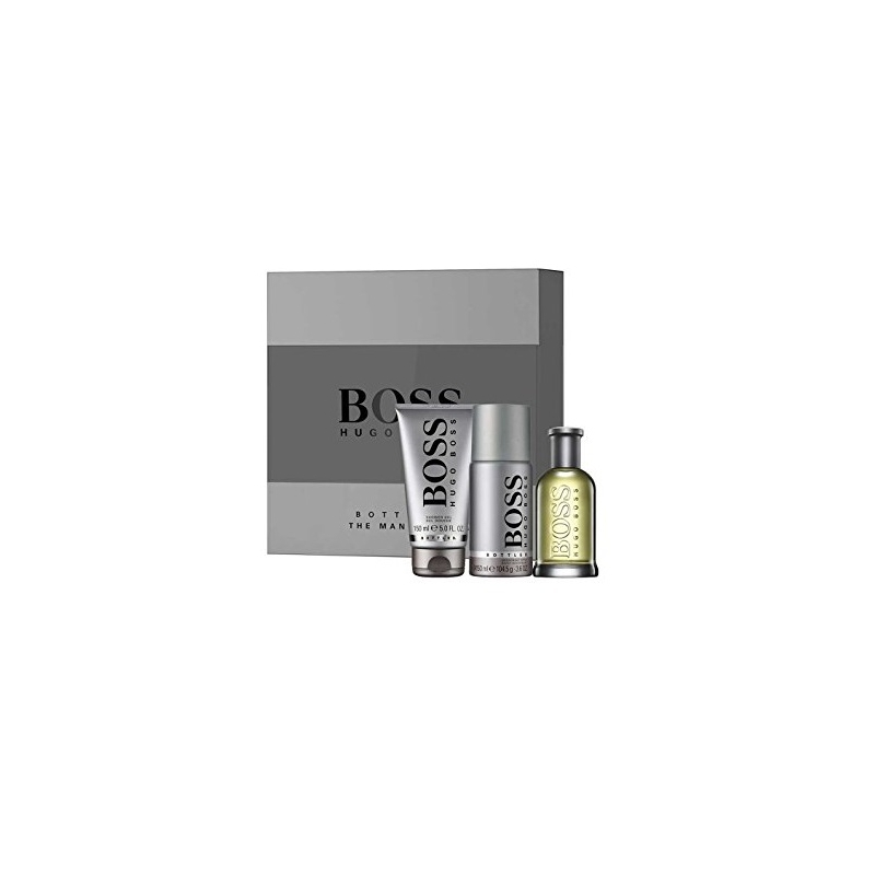 Hugo Boss Bottled Set 100ml+150ml Deo + dušigeel 150 ml