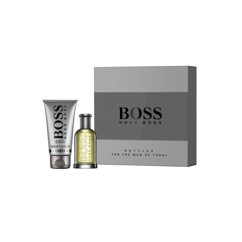 Hugo Boss Bottled Set 100 ml Edt+dušigeel 100 ml