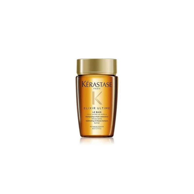 Kerastase Elixir Ultime taastav šampoon 80ml