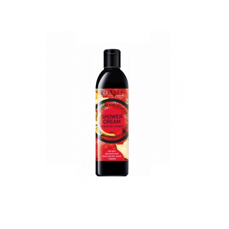 Revuele Fruit Skin Care dušigeel maasikas 100930