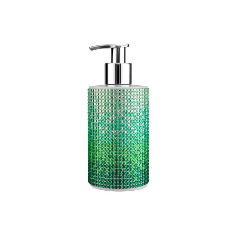"""Vivian Gray vedelseep kristallidega """"green"""" 3811"""