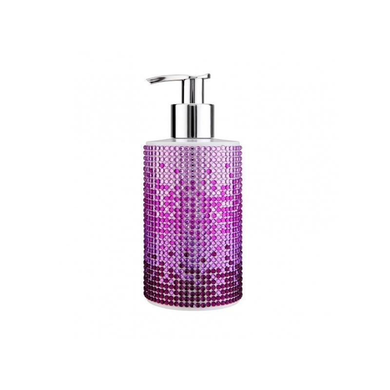 "Vivian Gray vedelseep kristallidega ""purple"""