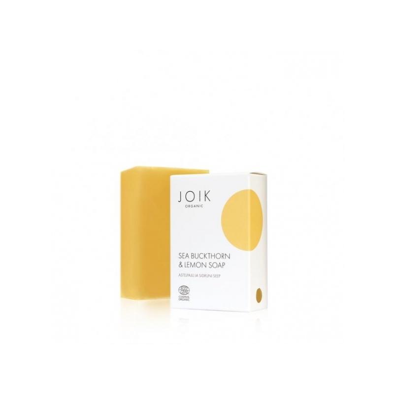 Joik Organic astelpaju ja sidruni seep