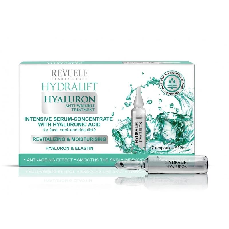 Revuele Hydralift Hyaluron ampullid hüaluroonhappega 101036