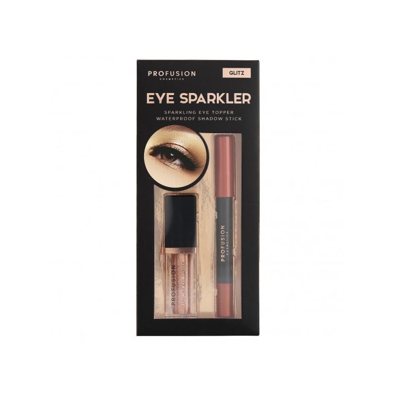 Profusion Eye Sparkler Glitz sädelev lauvärv ja pliiats 7259C