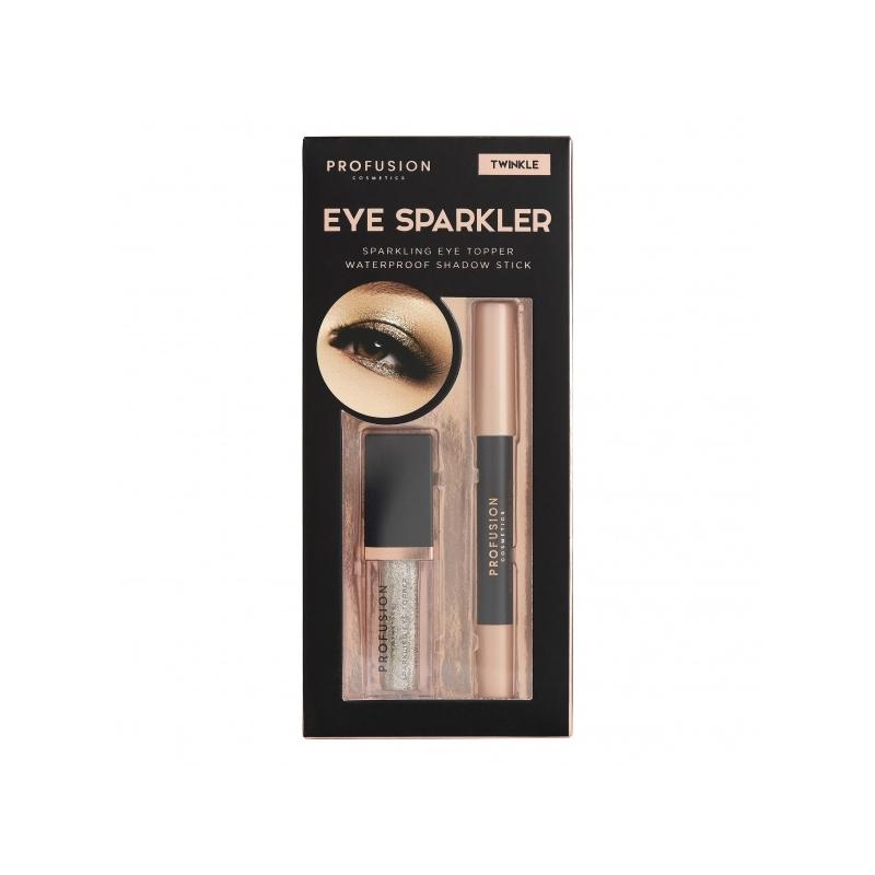 Profusion Eye Sparkler Twinkle sädelev lauvärv ja pliiats 7259A