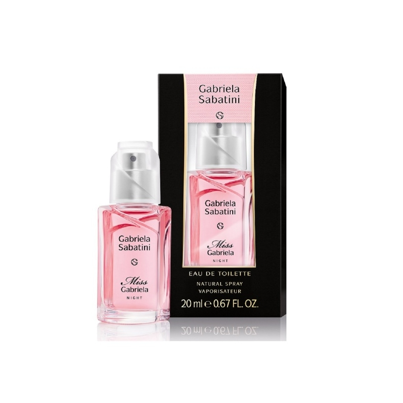 Gabriela Sabatini MIss Gabriele Night Eau de Toilette 20ml