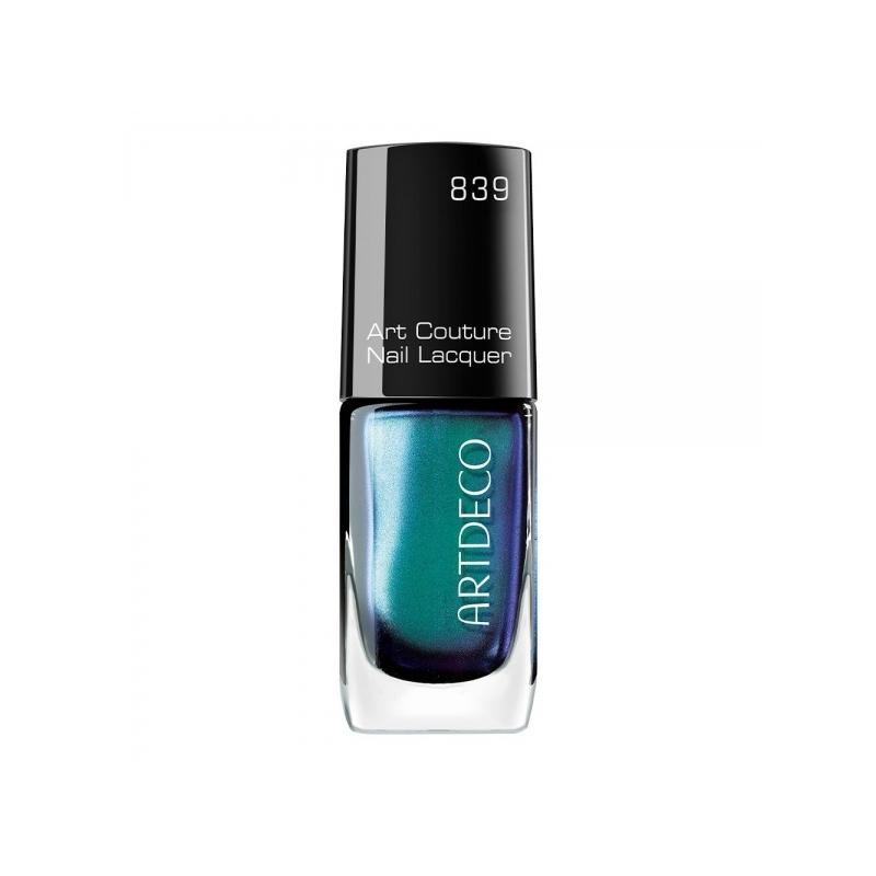 "Artdeco Art Couture küünelakk 839 ""mystic emerald"""