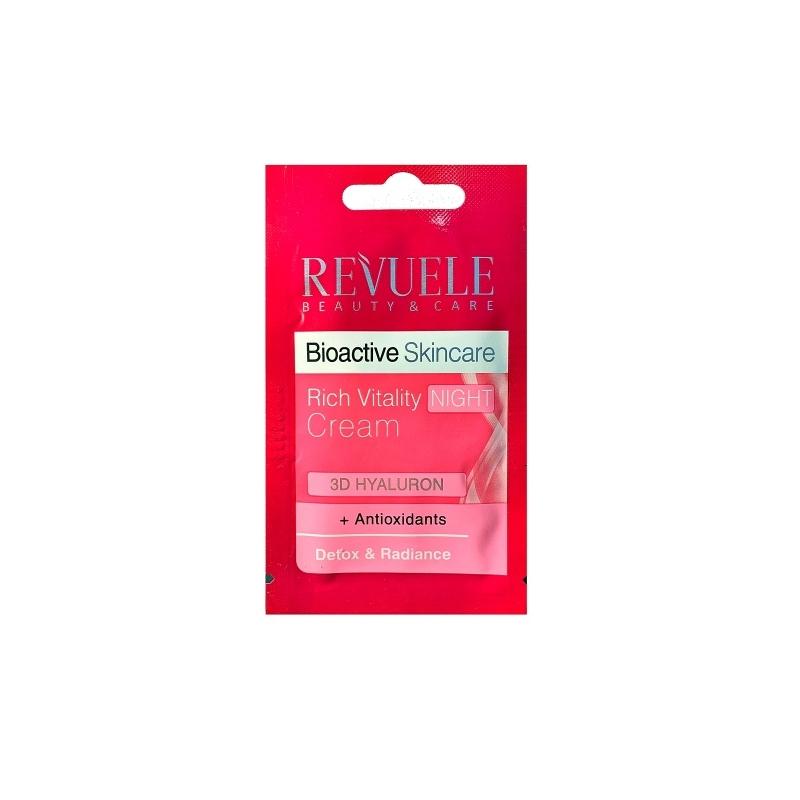 Revuele Bioactive öökreem hüaluroonhappega 7 ml 101289