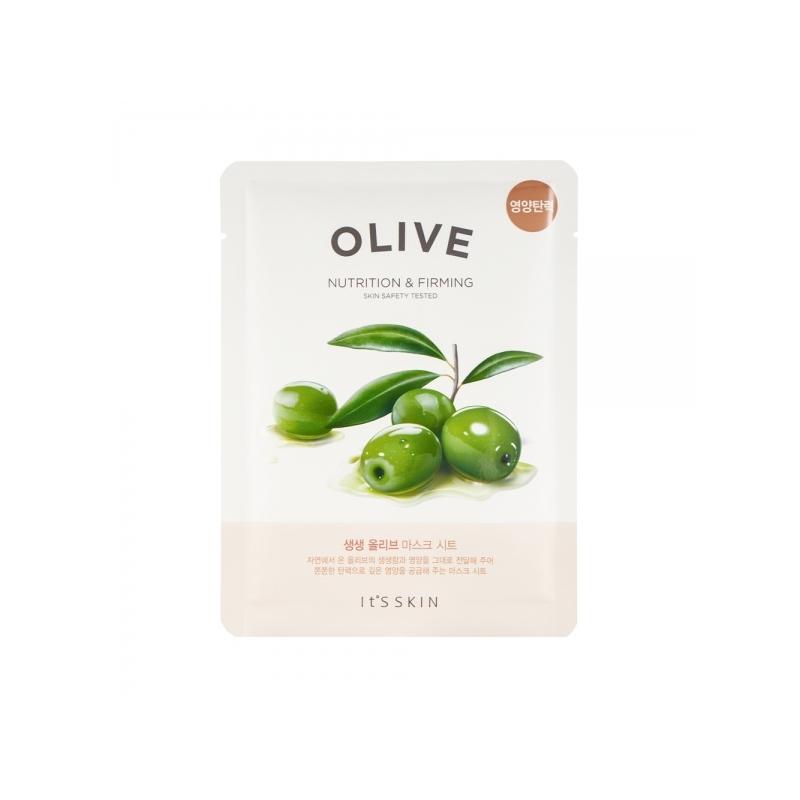 It's Skin toitev ja pinguldav näomask oliiviga