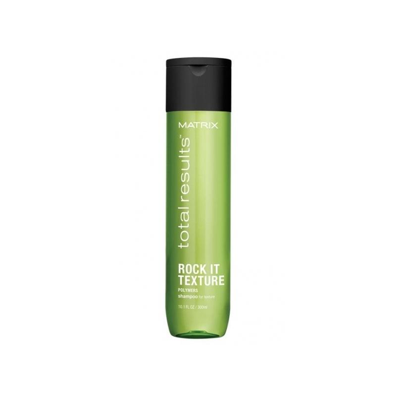 Matrix Total Results Texture Games šampoon järkus ja lokkis juustele