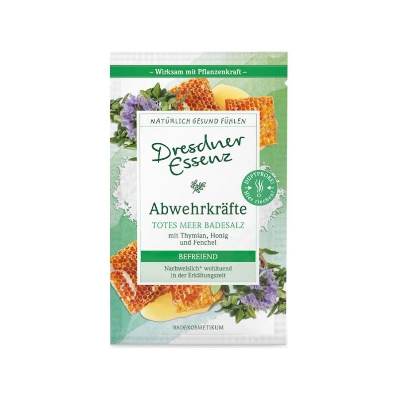 Dresdner Essenz soojendav vannisool tüümian-mesi