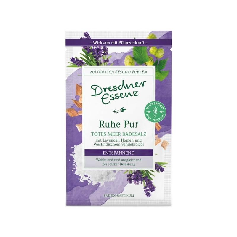 Dresdner Essenz lõõgastav vannisool lavendel-humal