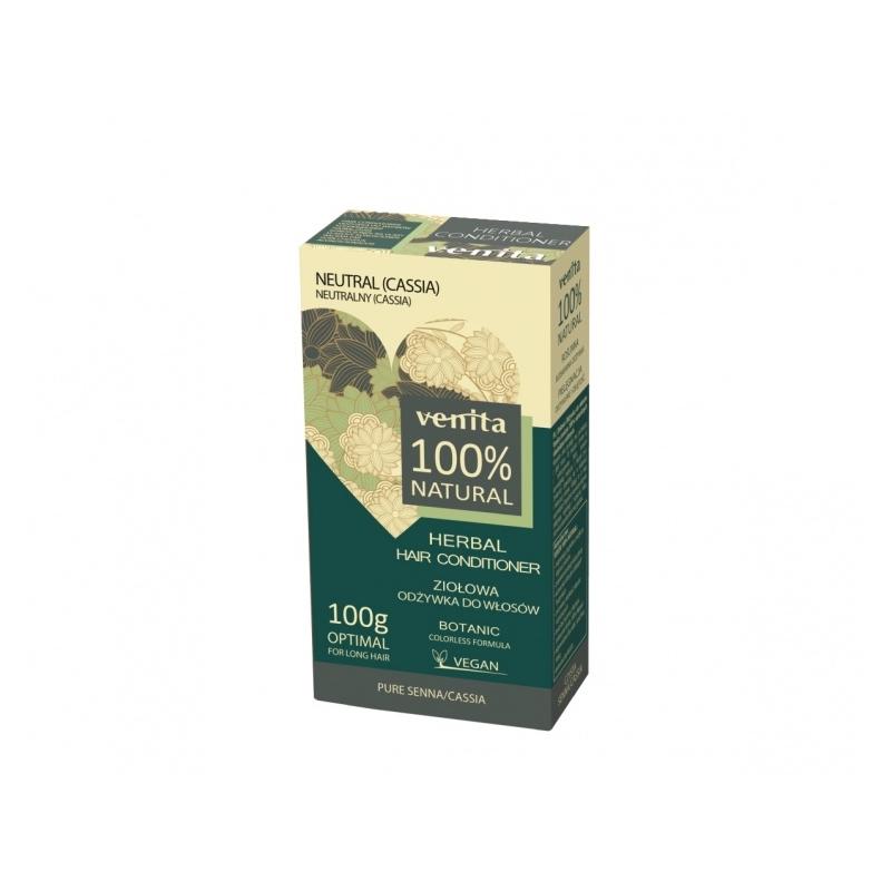 "Venita 100% Natural Herbal henna pulber ""neutral"""