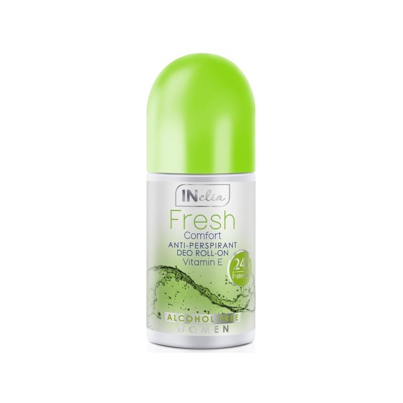 Inelia Fresh higistamisvastane rulldeodorant