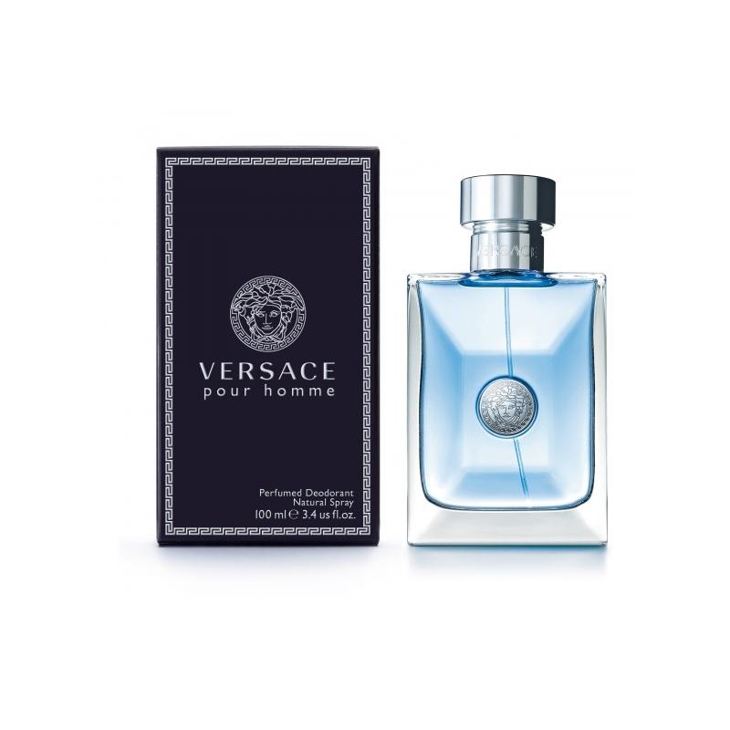 Versace Pour Homme deodorant 100 ml