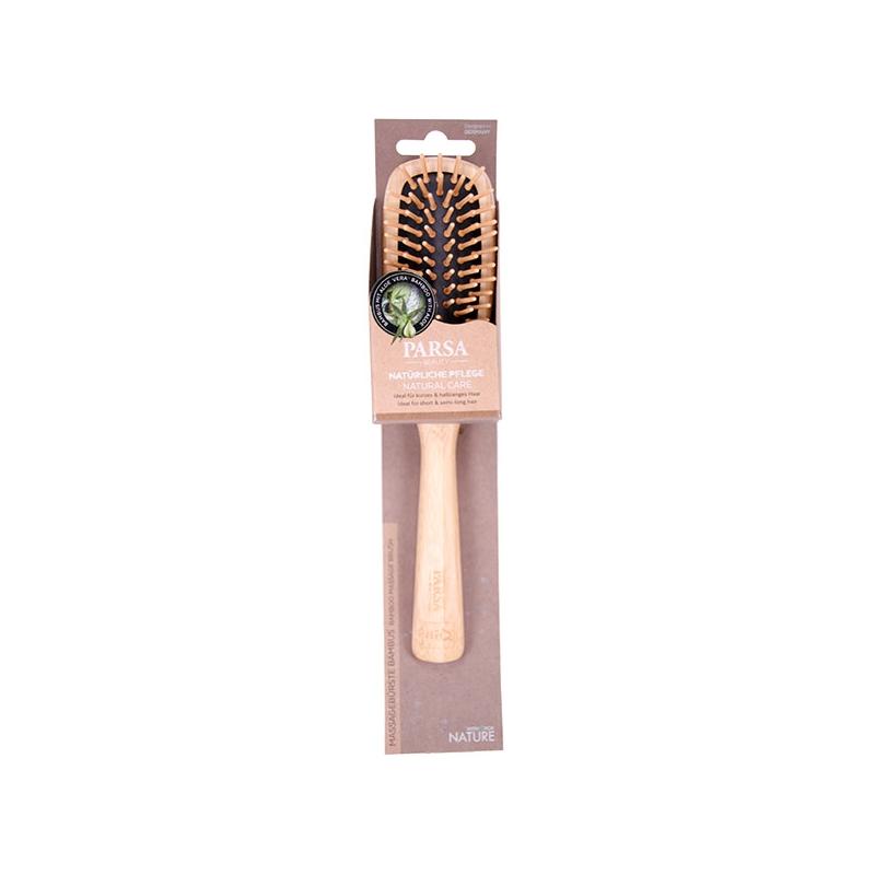 Parsa Beauty bambusjuuksehari puidust piidega 46720
