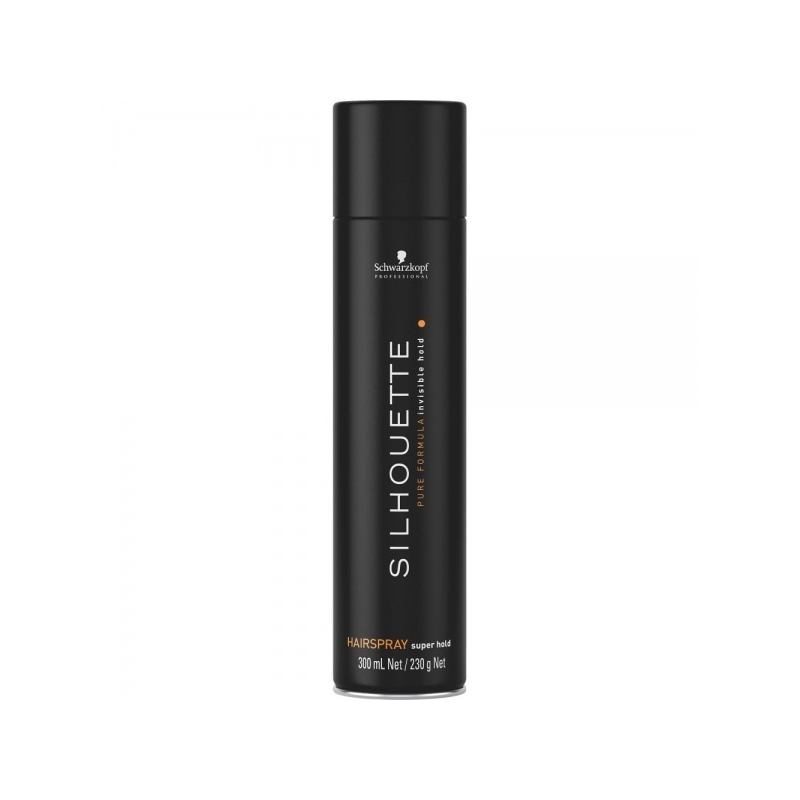 SCH.SILHOUETTE juukselakk eriti tugev/hairspray 300 ml