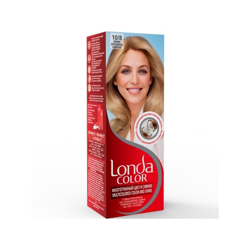 Londa Color juuksevärv 10/8 Platinum silver