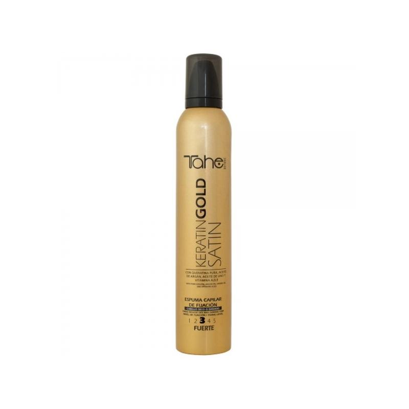 Tahe Botanic Acabado Keratin Gold juuksevaht tugev