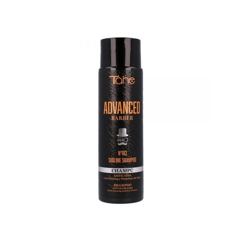 Tahe Advanced Barber juuste väljalangemist pärssiv šampoon