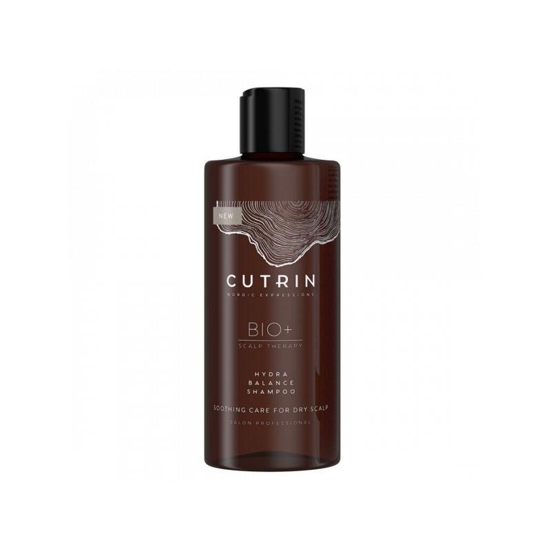 Cutrin Bio+ Hydra Balance šampoon kuivale peanahale