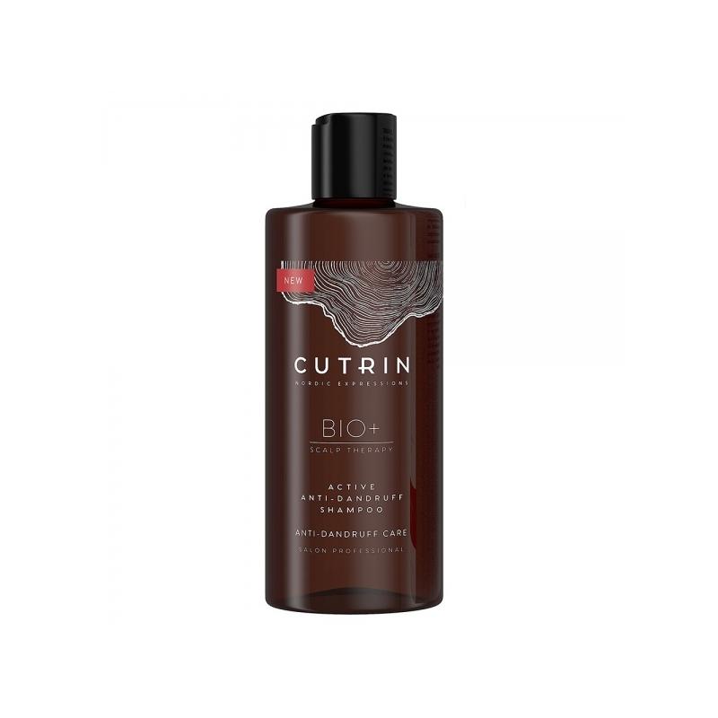 Bio+ Active kõõmavastane šampoon 250ml