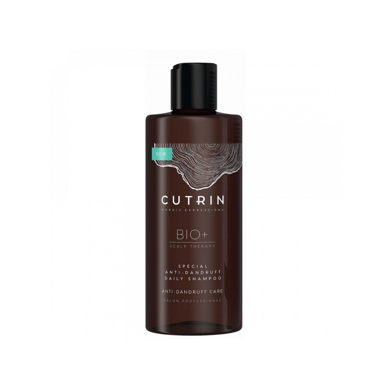 Cutrin Bio+ Special kõõmavastane šampoon värvitud juustele