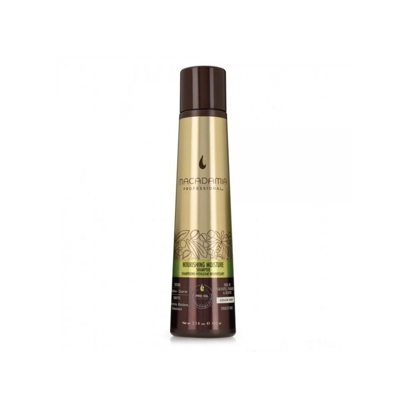 Macadamia Professional toitev šampoon 100ml