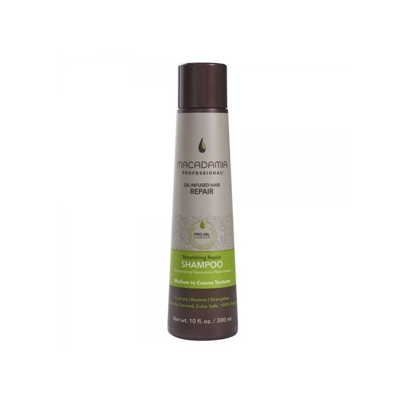 Macadamia Professional toitev šampoon 300ml
