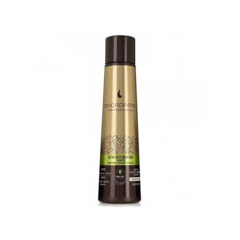 Macadamia Professional süvaniisutav šampoon 100ml