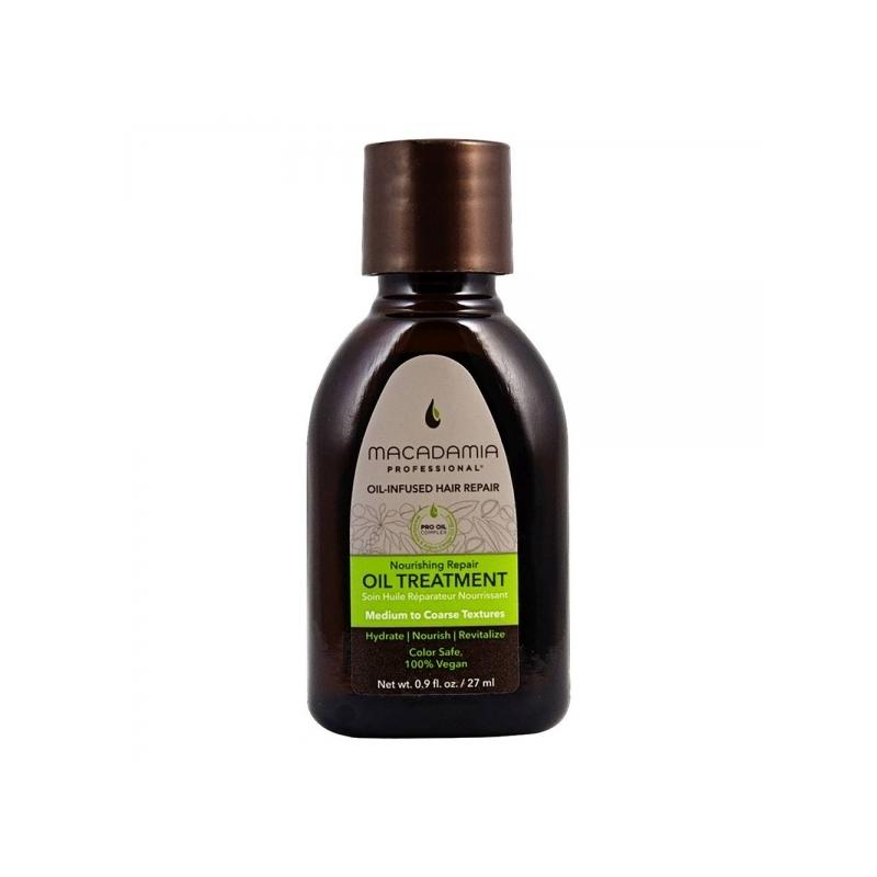 Macadamia Professional toitev juukseõli 27ml
