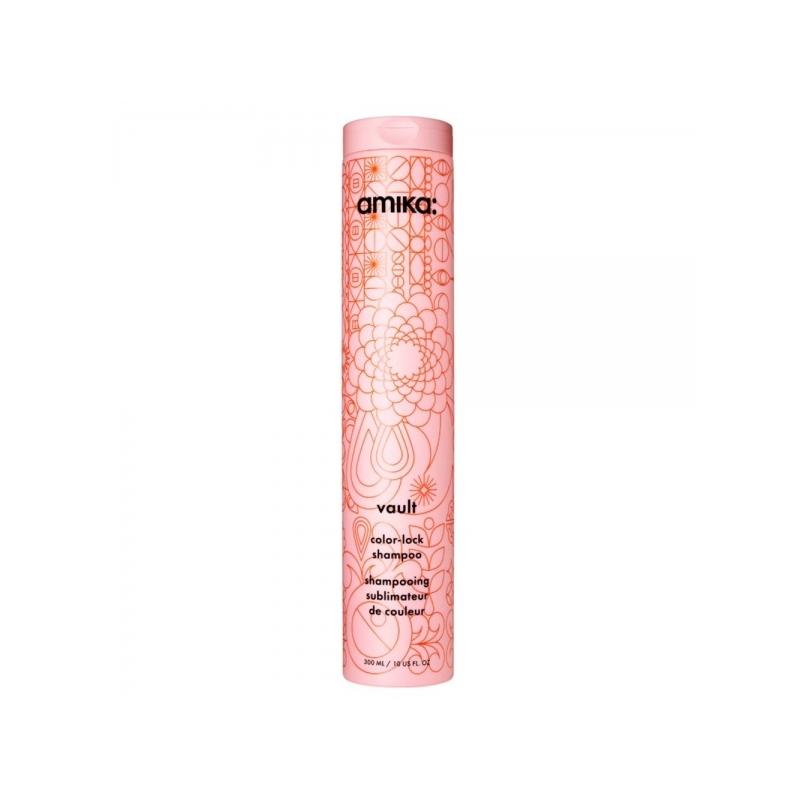 Amika Color Vault värvikaitsega šampoon