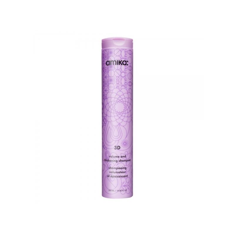 Amika Volume 3D volüümi andev ja tihendav šampoon