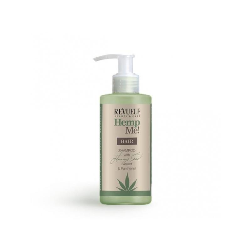 Revuele Hemp Me šampoon kanepiõliga