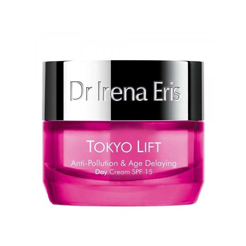 Dr. Irena Eris Tokyo Lift 35+ saastevastane ja vananemist aeglustav päevakreem SPF 15