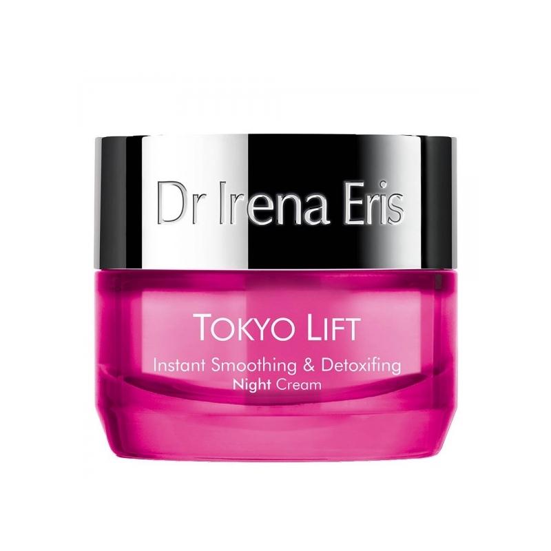 Dr. Irena Eris Tokyo Lift 35+ siluv ja detoksifitseeriv öökreem