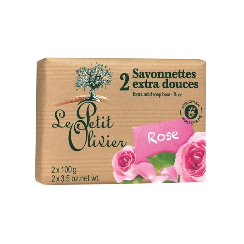 Le Petit Olivier seep roos 2x100g