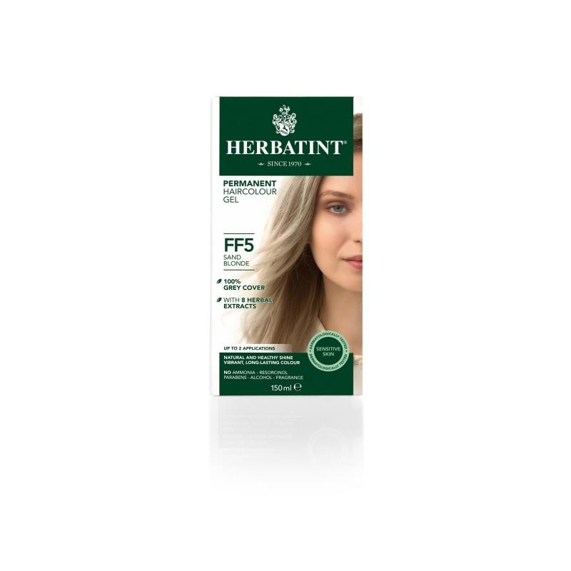 Herbatint Juuksevärv Liivakarva blond FF5