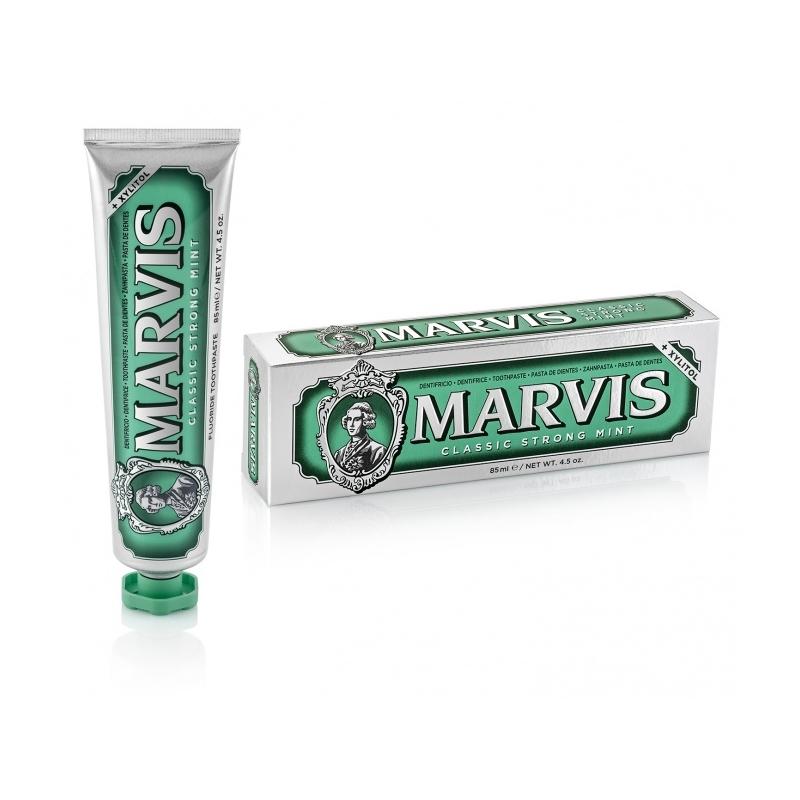 Marvis Hambapasta Klassikaline tugev piparmünt