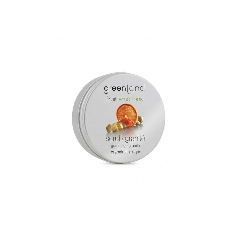 Greenland Kehakoorija greipfruut-ingver 200ml