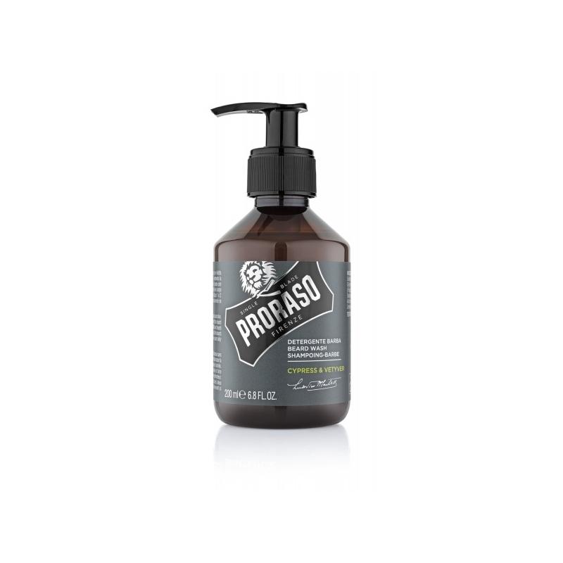 Proraso Habeme šampoon Küpress & Vetiver
